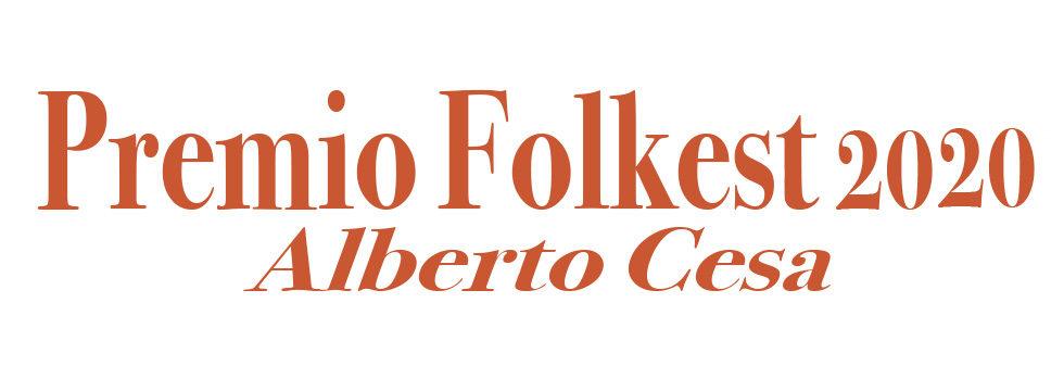 Premio Alberto Cesa Folkest 2020