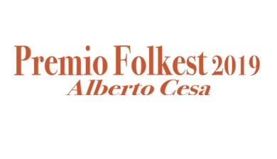 Premio Folkest 2019 Alberto Cesa